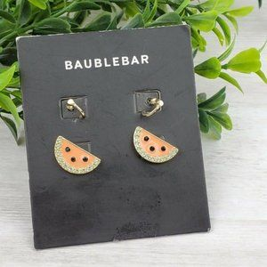 Baublebar Watermelon Stud Earrings Set